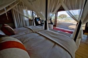 Toka Leya Camp, Double Room
