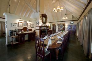 River Club, Dining Area