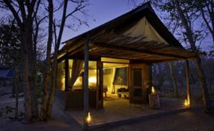 Little Makalolo, Tented Camp