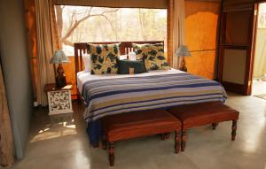 Changa Safari Camp - Tent